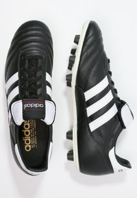 adidas Performance - COPA MUNDIAL - Moulded stud football boots - zwart/wit - 1