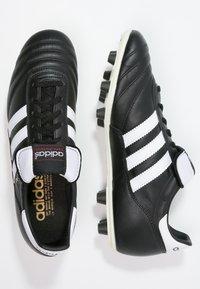 adidas Performance - COPA MUNDIAL - Korki Lanki - zwart/wit - 1