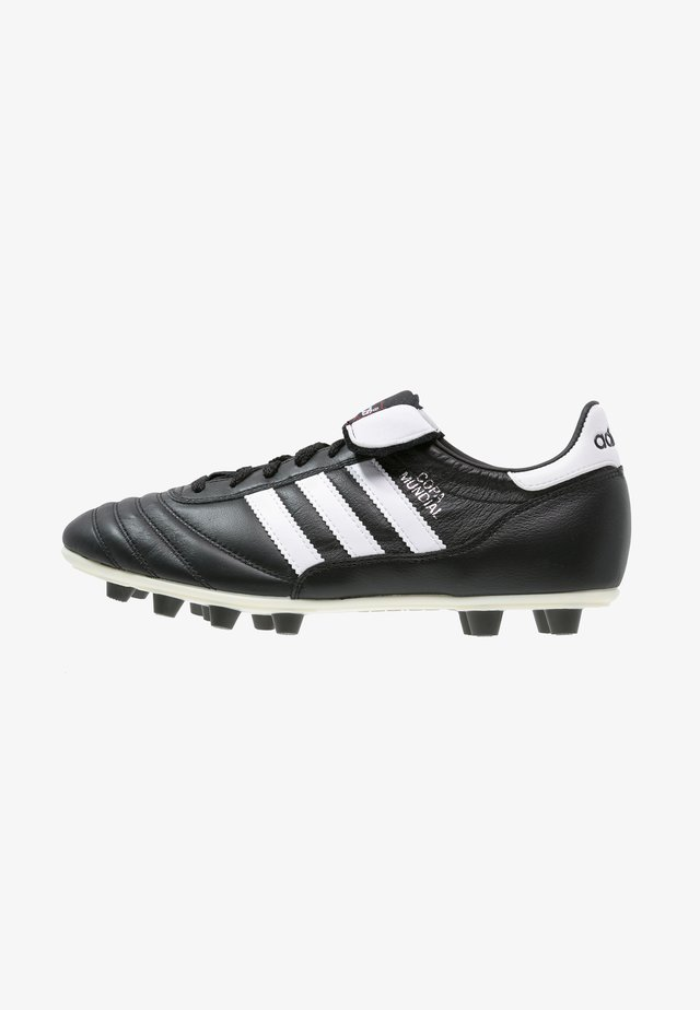 COPA MUNDIAL - Moulded stud football boots - zwart/wit