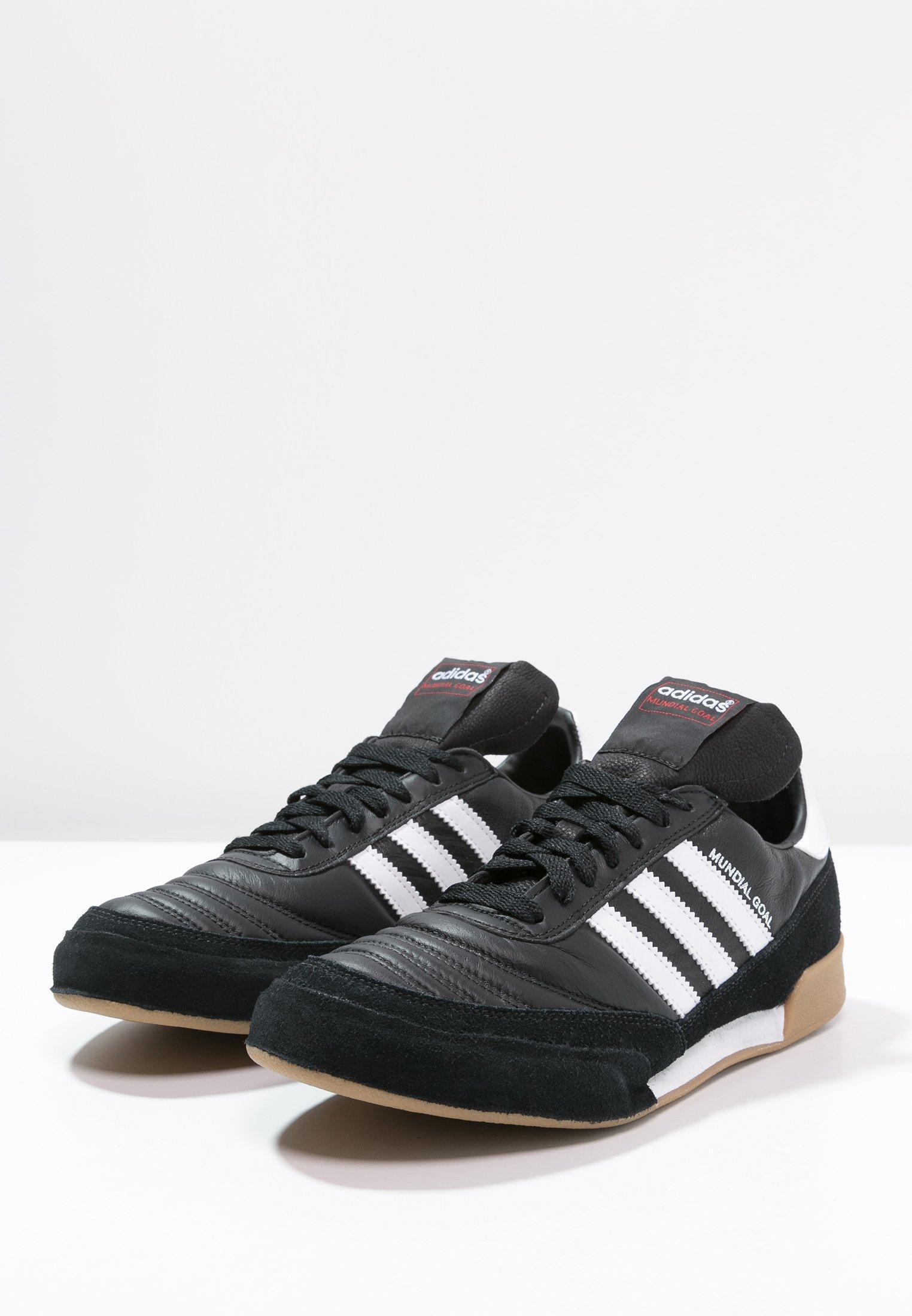 Adidas Performance Mundial Goal - Botas De Fútbol Sin Tacos Noir/blanc