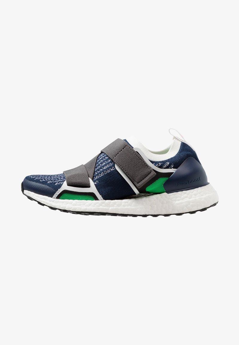 adidas by Stella McCartney - ULTRABOOST X S - Chaussures de running neutres - night indigo/granite/vivid green