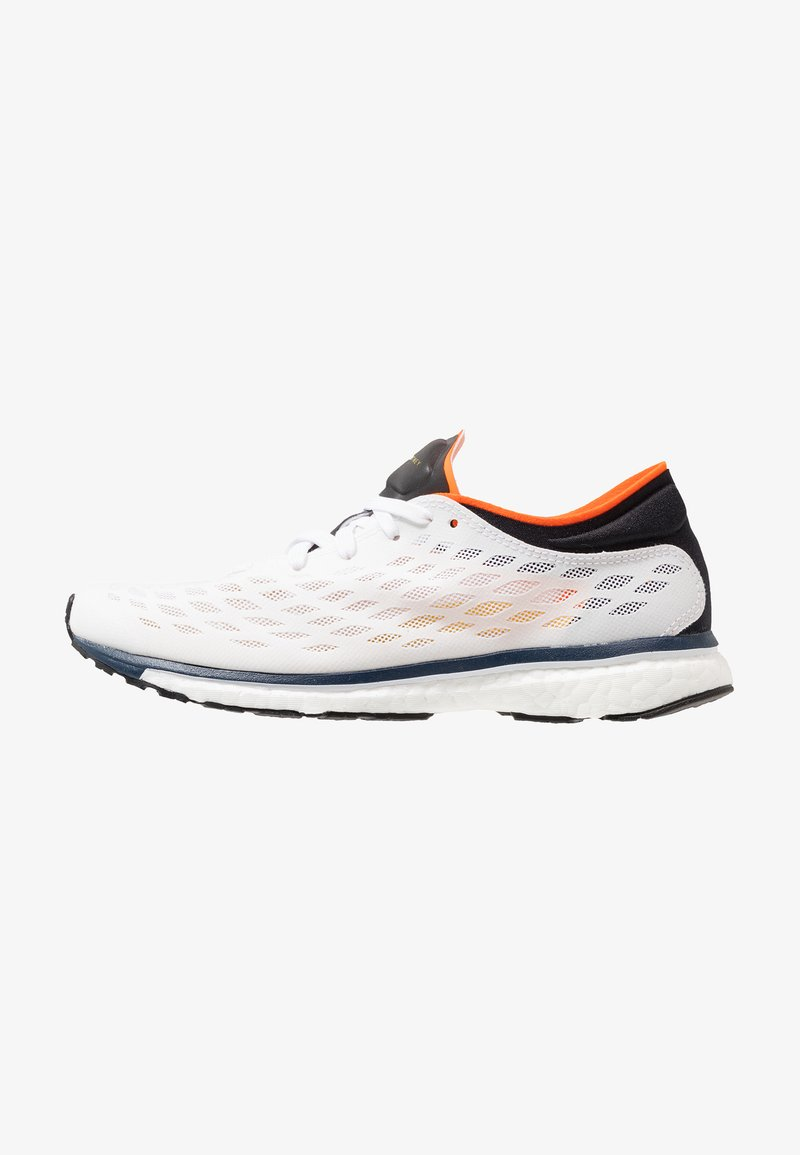 adidas by Stella McCartney - ADIZERO ADIOS S - Chaussures de running neutres - core black/core white/mystery blue