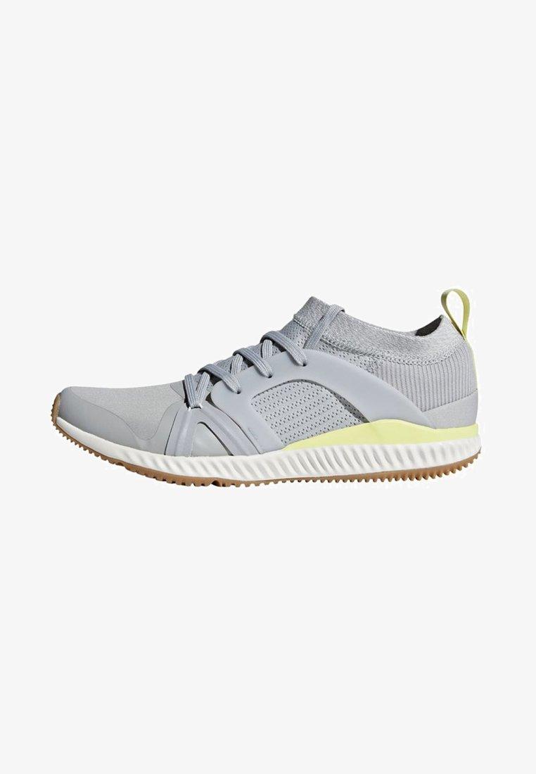 adidas by Stella McCartney - CRAZYTRAIN PRO SHOES - Chaussures d'entraînement et de fitness - grey
