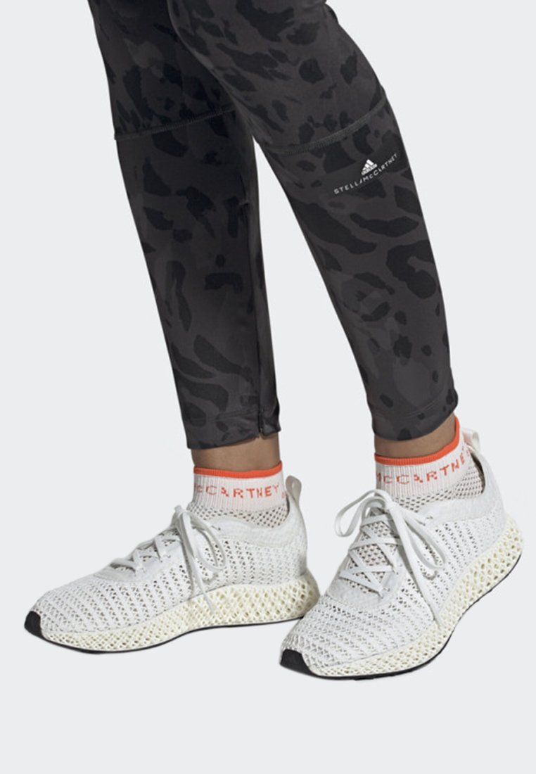 adidas by Stella McCartney - ALPHAEDGE 4D SHOES - Neutral running shoes - white