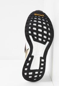 adidas by Stella McCartney - BOSTON S. - Laufschuh Neutral - footwear white/golden butter - 4