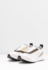 adidas by Stella McCartney - BOSTON S. - Laufschuh Neutral - footwear white/golden butter - 2