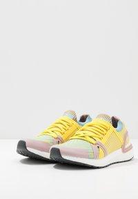 adidas by Stella McCartney - ULTRABOOST 20 - Neutral running shoes - dust rosa/fresh lemon/cloud blue - 2