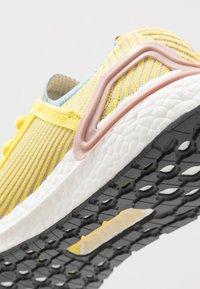 adidas by Stella McCartney - ULTRABOOST 20 - Neutral running shoes - dust rosa/fresh lemon/cloud blue - 5