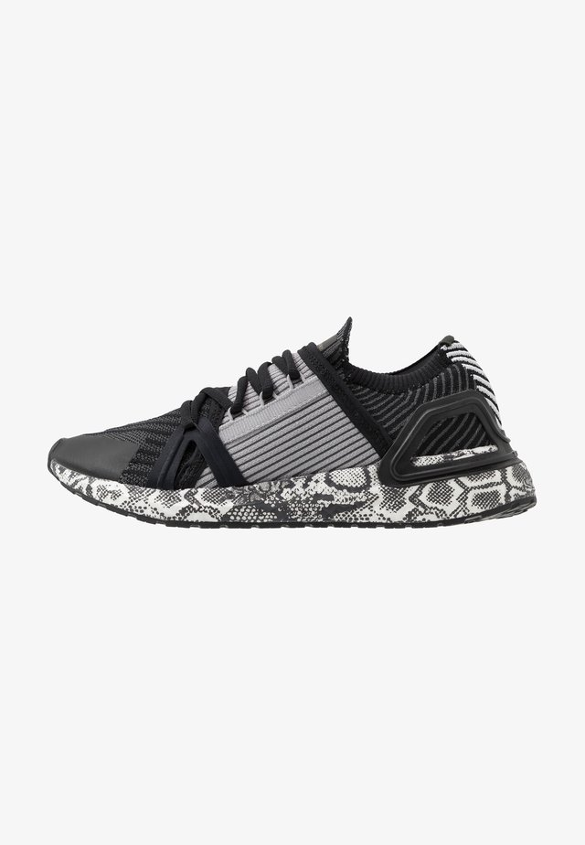 ULTRABOOST 20 - Neutral running shoes - black white/dough solid grey