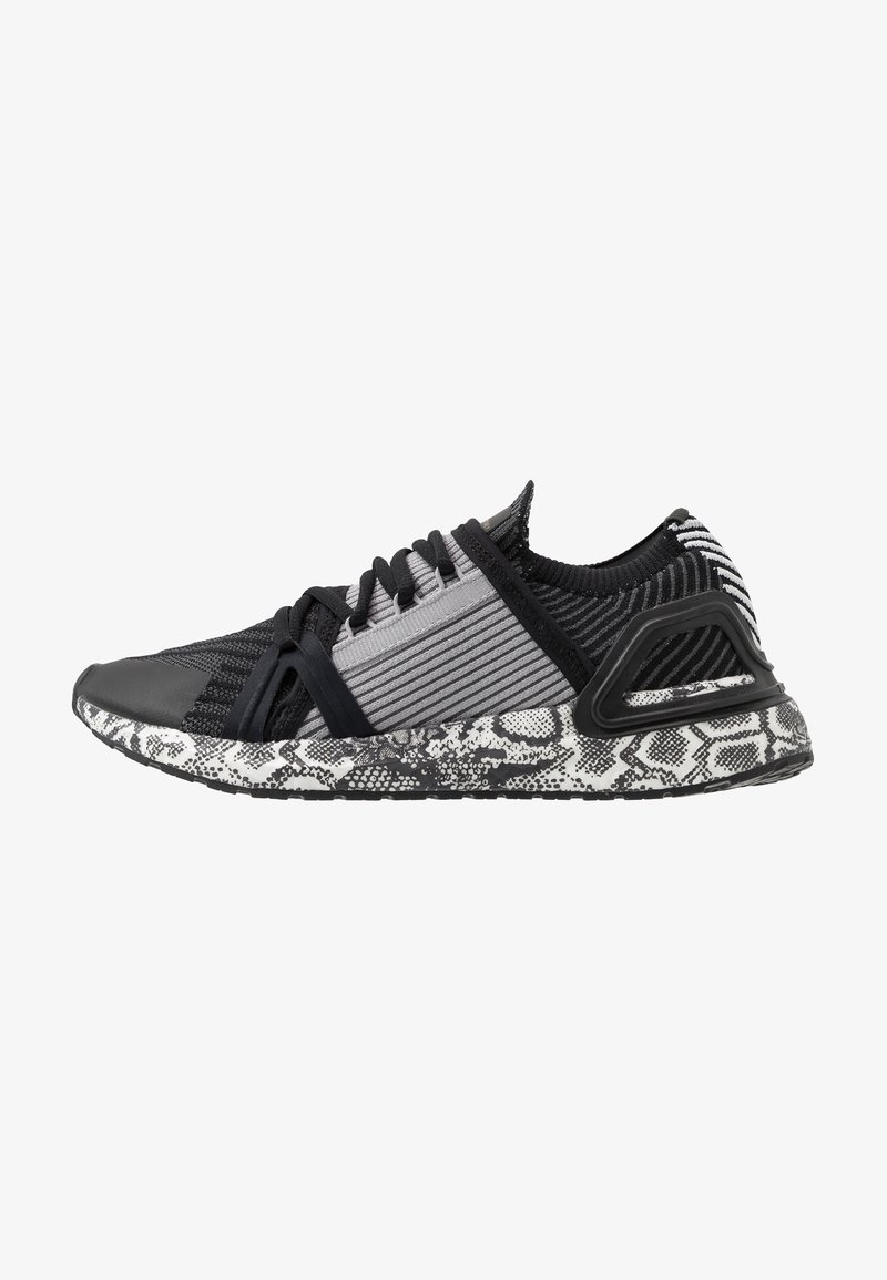 adidas by Stella McCartney - ULTRABOOST 20 - Neutral running shoes - black white/dough solid grey