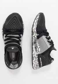 adidas by Stella McCartney - ULTRABOOST 20 - Neutral running shoes - black white/dough solid grey - 1