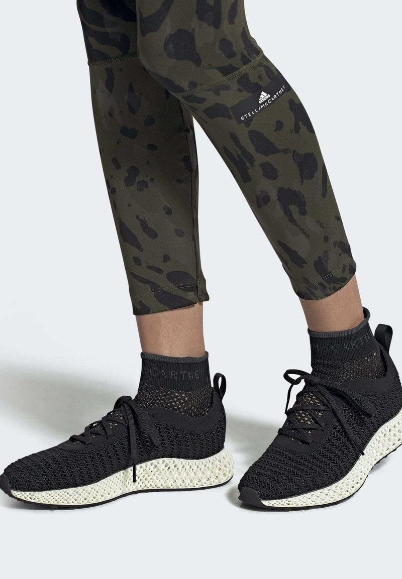 adidas by Stella McCartney - ALPHAEDGE 4D SHOES - Trainers - black