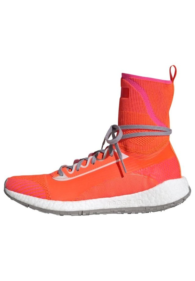 PULSEBOOST HD MID SHOES - Neutrale løbesko - orange