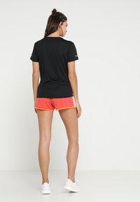 adidas Performance - RUN TEE  - T-shirts print - black - 2
