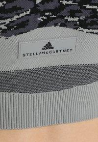 adidas by Stella McCartney - CROP - Topper - grey/black - 5