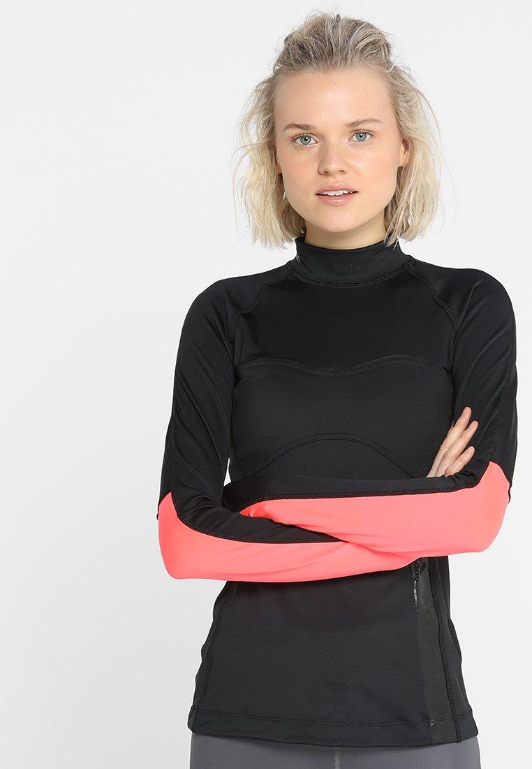 adidas by Stella McCartney - RUN LONGSLEEVE - Tekninen urheilupaita - black
