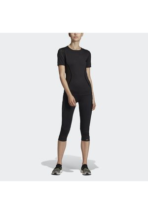 ESSENTIALS SPORT CLIMALITE WORKOUT T-SHIRT - Treningsskjorter - black