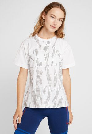 GRAPHIC TEE - T-shirt print - white