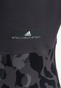 adidas by Stella McCartney - RUN TEE - T-shirt imprimé - black - 6