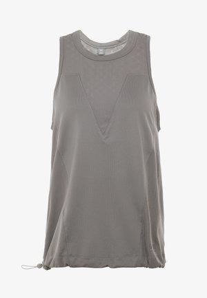 TANK - Sports shirt - olive