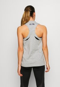 adidas by Stella McCartney - GRAPHIC TANK - Toppi - grey/white - 2