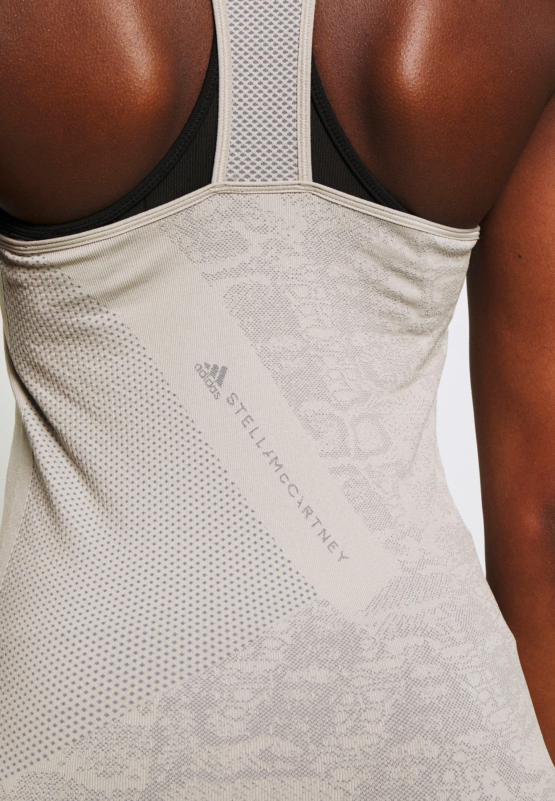 adidas by Stella McCartney TANK - Top - light grey