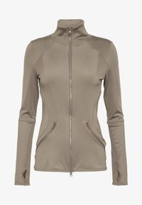 adidas by Stella McCartney - MIDLAYER - Treningsjakke - brown - 5