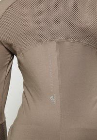 adidas by Stella McCartney - MIDLAYER - Training jacket - brown - 6