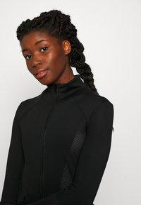 adidas by Stella McCartney - MIDLAYER - Trainingsvest - black - 3