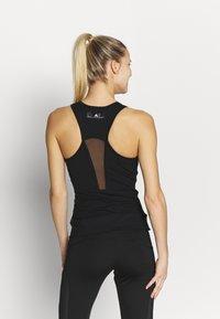 adidas by Stella McCartney - TANK - Sportshirt - black - 2