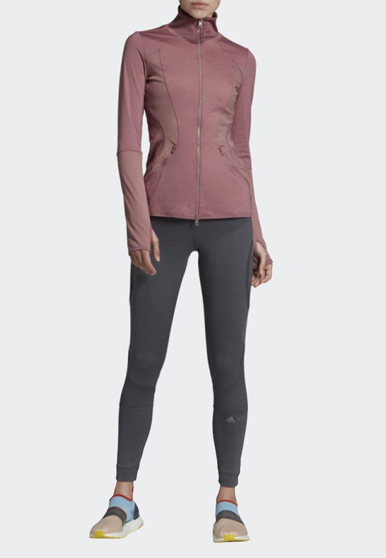 adidas by Stella McCartney - ESSENTIALS MID-LAYER TRACK TOP - Trainingsjacke - pink