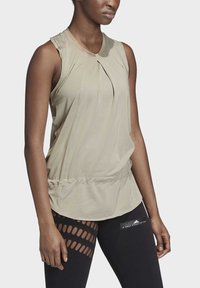adidas by Stella McCartney - TRAINING SOFT TANK TOP - Top - grey - 3
