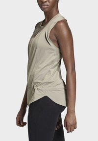 adidas by Stella McCartney - TRAINING SOFT TANK TOP - Top - grey - 2