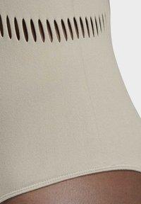 adidas by Stella McCartney - WARP KNIT TRAINING BODYSUIT - Funktionströja - grey - 4