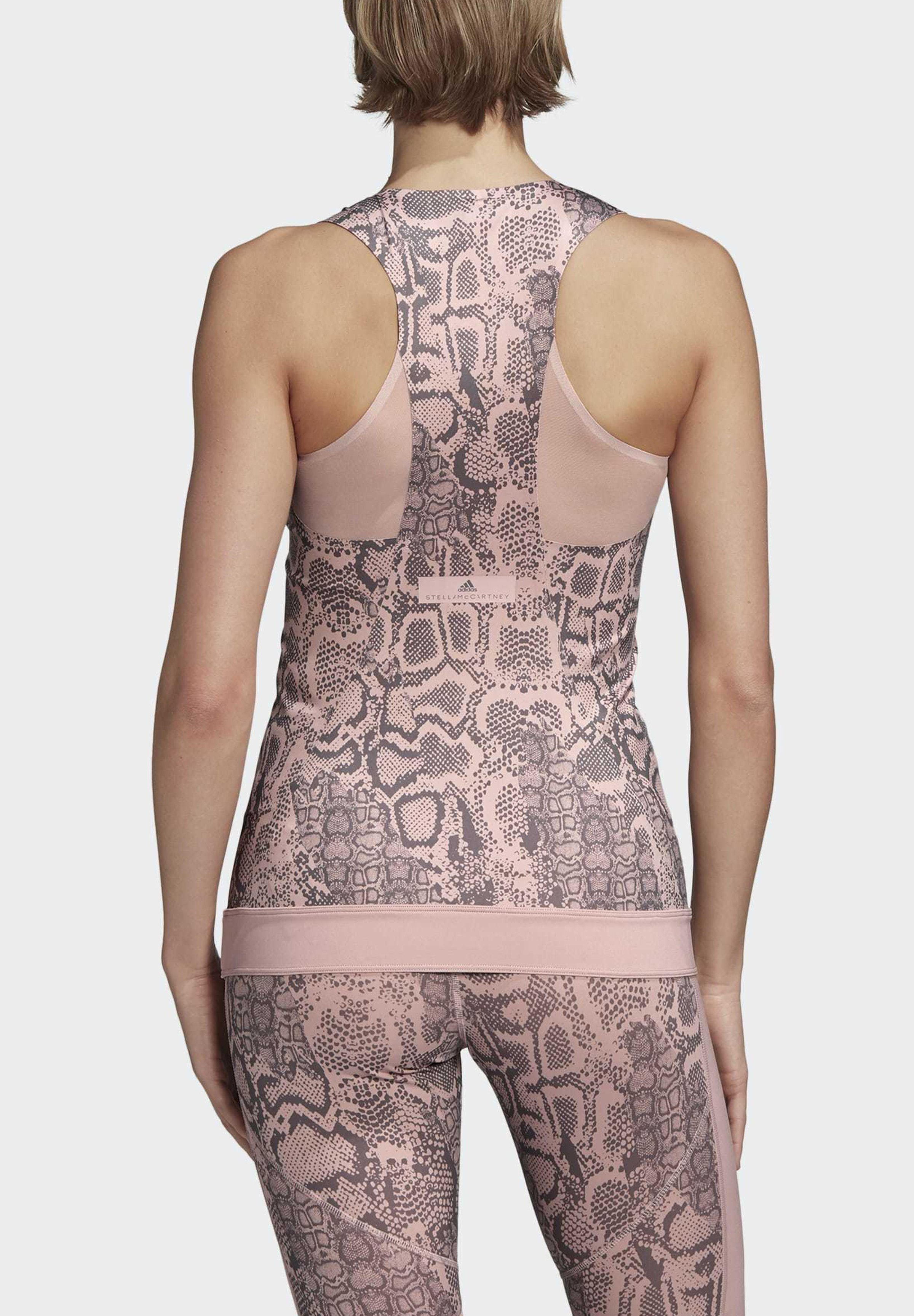 adidas by Stella McCartney PRIMEBLUE TRAINING TANK TOP - Top - pink