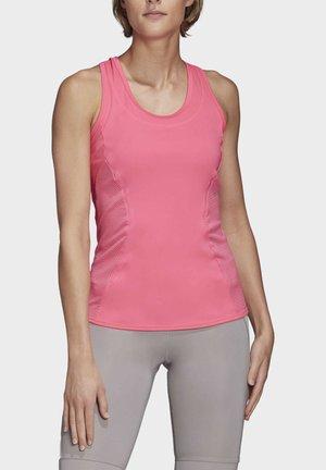 ESSENTIALS TANK TOP - Sportshirt - pink