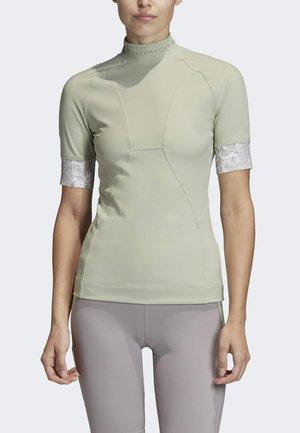 HEAT.RDY FITTED T-SHIRT - Print T-shirt - green