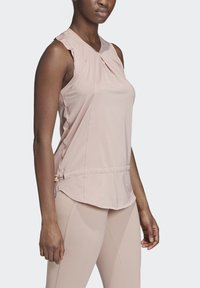 adidas by Stella McCartney - TRAINING SOFT TANK TOP - Top - pink - 3
