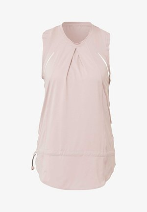 TRAINING SOFT TANK TOP - Topper - pink