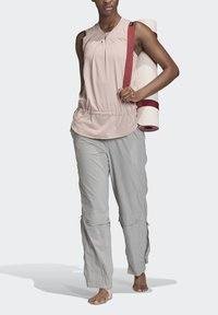adidas by Stella McCartney - TRAINING SOFT TANK TOP - Top - pink - 1