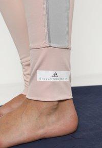 adidas by Stella McCartney - Legging - pearos/stone - 5