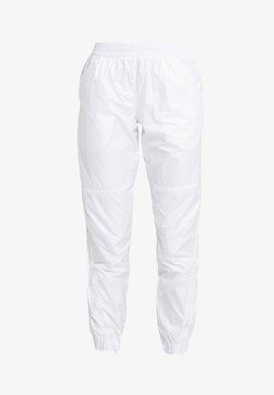 PANT - Jogginghose - white