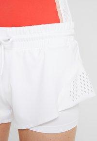 adidas by Stella McCartney - SHORT - Sports shorts - white - 4