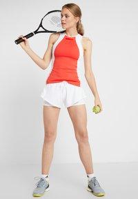 adidas by Stella McCartney - SHORT - Sports shorts - white - 1