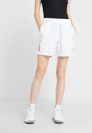 SHORT - Träningsshorts - white