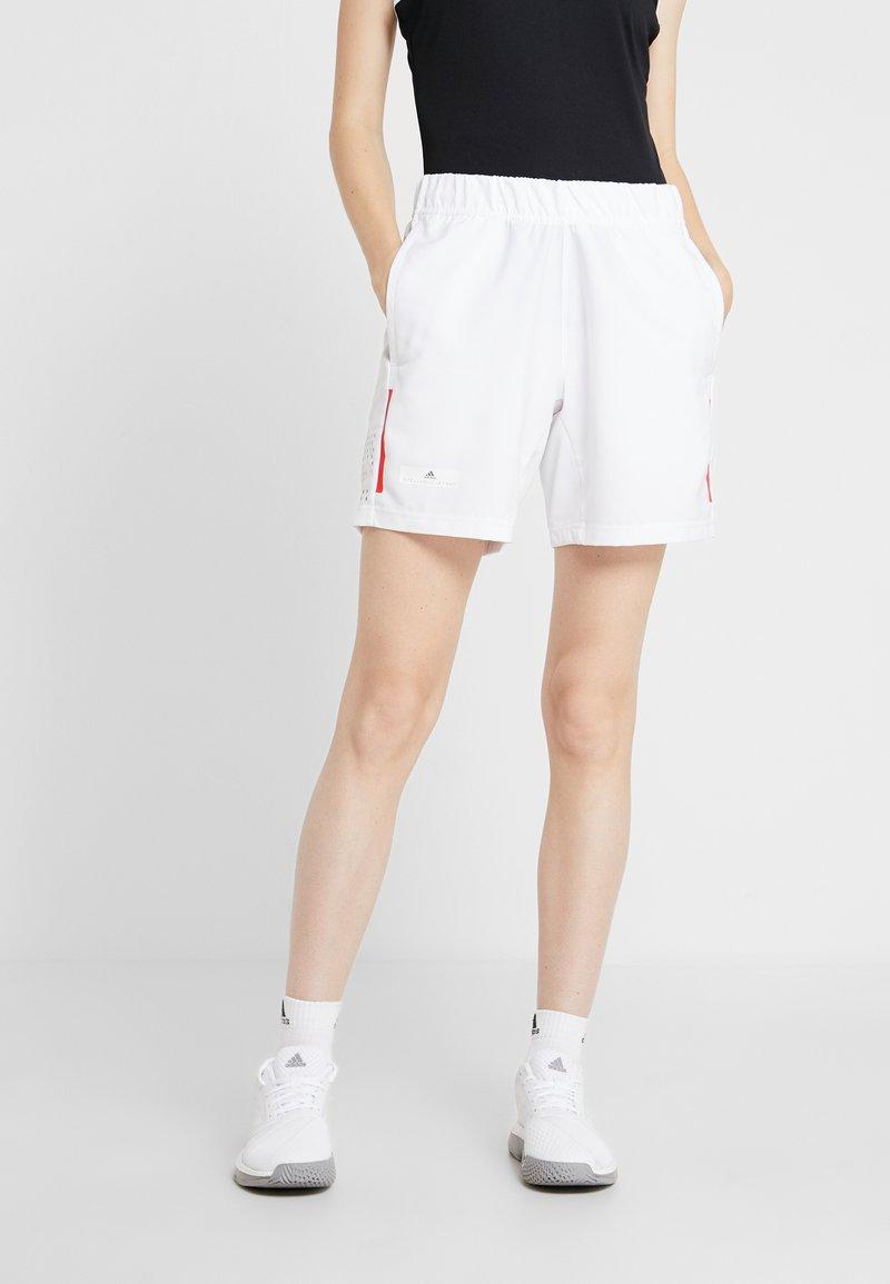 adidas by Stella McCartney - SHORT - Krótkie spodenki sportowe - white