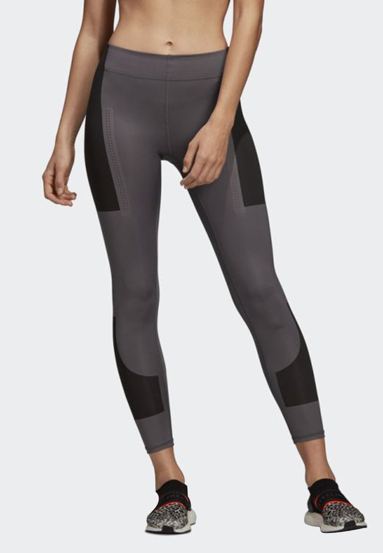 adidas by Stella McCartney - LYCRA FITSENSE+ TRAINING TIGHTS - Legging - grey