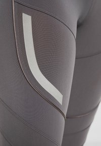 adidas by Stella McCartney - SPORT CLIMAHEAT RUNNING LONG LEGGINGS - Tights - grey five - 6