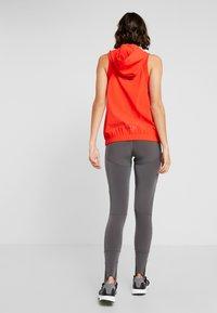 adidas by Stella McCartney - SPORT CLIMAHEAT RUNNING LONG LEGGINGS - Tights - grey five - 2