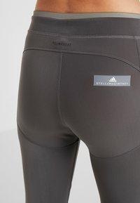 adidas by Stella McCartney - SPORT CLIMAHEAT RUNNING LONG LEGGINGS - Tights - grey five - 3